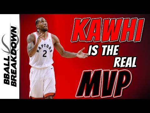 Kawhi Shows Giannis Who The Real MVP Is In Game 3