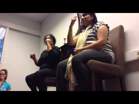 Saraswathi's and Sharmila's Ashtanga Ladies Conference Helsinki - Sep 2013