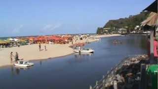 Praia de Pipa no Rio Grande do Norte
