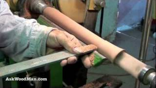 22 Of 42: How To Make A Steel Hooped Wooden Mallet • Woodworking Projects