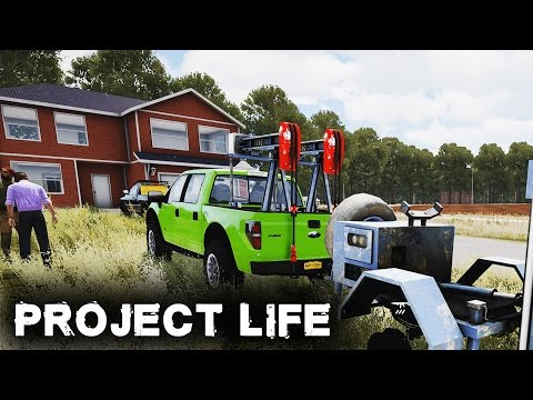 Arma 3 - Project Life Mod - Gas Station Owner - Big Business Expansion