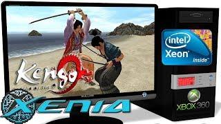 XENIA Xbox 360 Emulator - Kengo: Legend of the 9 (Ingame) Vulkan #9