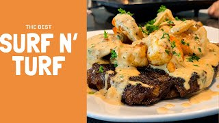 THE BEST SURF &amp TURF EVER!