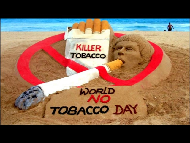 May 31 - World No Tobacco Day