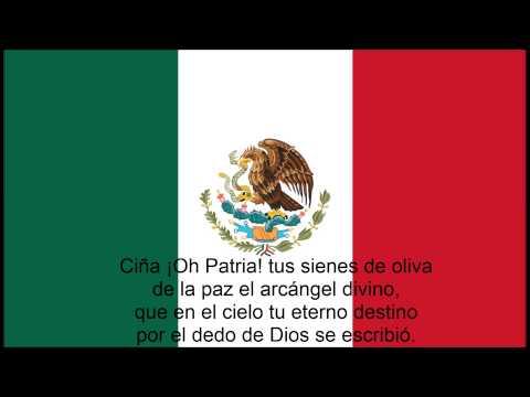 National anthem of MexicoHimno nacional de México