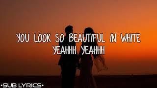 Beautiful in White - Shane Filan (Lyrics)