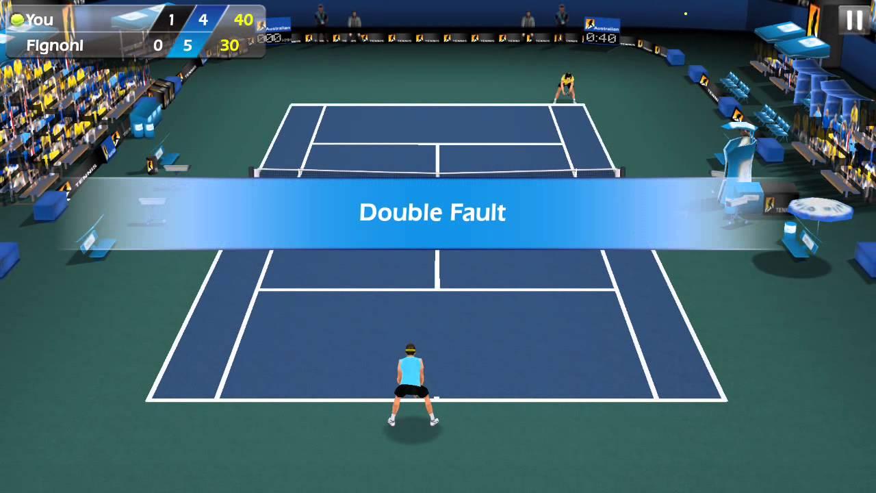 Приложения в Google Play – Ultimate Tennis