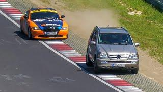 Nürburgring Highlights & Action! 13 06 2021 Touristenfahrten Nordschleife