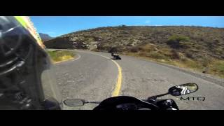 MTQ | Helmet Cam Footage | Peñamiller-Queretaro on board JC R6R follow Juanito R1 | Part 1