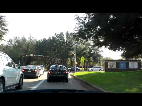 3 min of driving in sugar land, Texas.