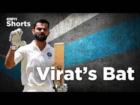 What Virat's Bat Really Wants To Say