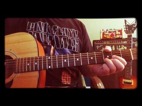 Dropkick Murphys - 4-15-13 (guitar cover)