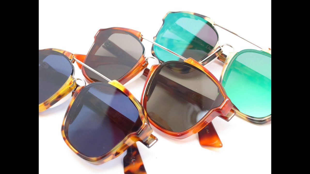 998d902567bb Dior Abstract Sunglasses