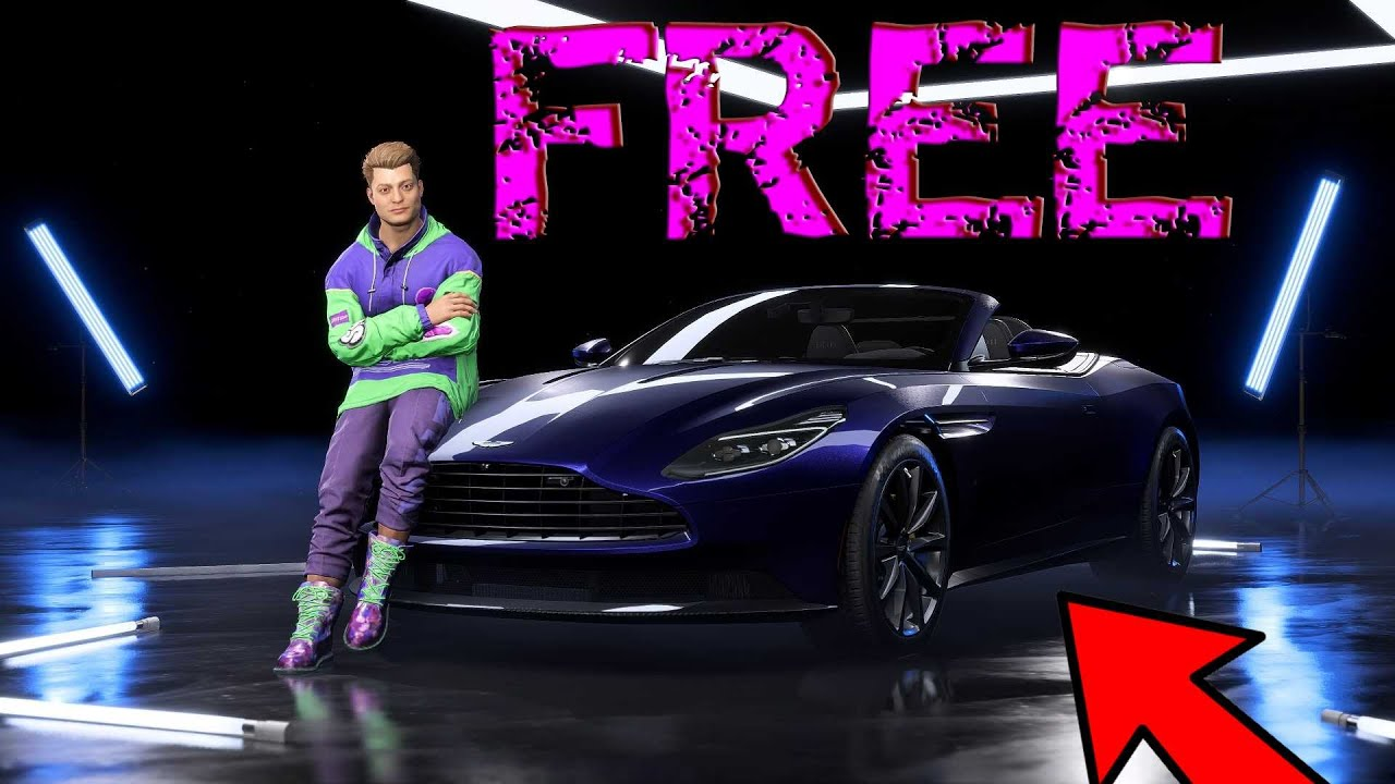 How To Get A Free Aston Martin Db11 In Need For Speed Heat Nfs Heat Youtube