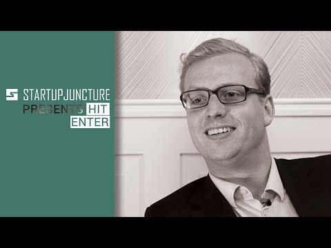 HitEnter - VC Jan Andriessen on HenQ, startup funding and how founders should approach VC's