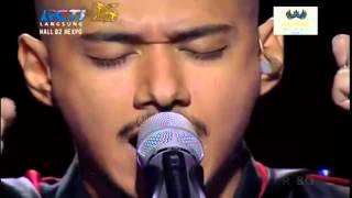 DEALOVA husein Indonesian Idol 2014