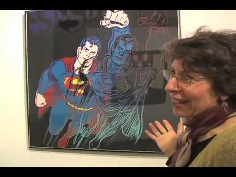 Andy Warhol's - Superman