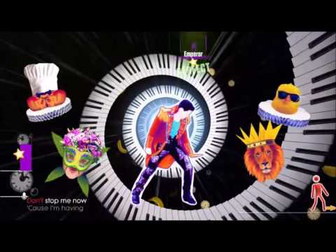 Just Dance 2017 Dont Stop Me Now