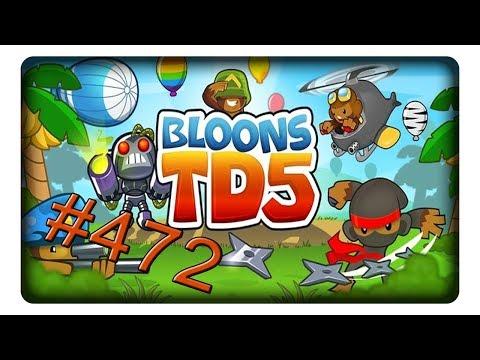 [Mastery - Unplatzbar] Nordpol #472 1/2 || Let's Play Bloons Tower Defense 5 | Deutsch | German