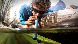 How the LifeStraw is defeating an ancient disease