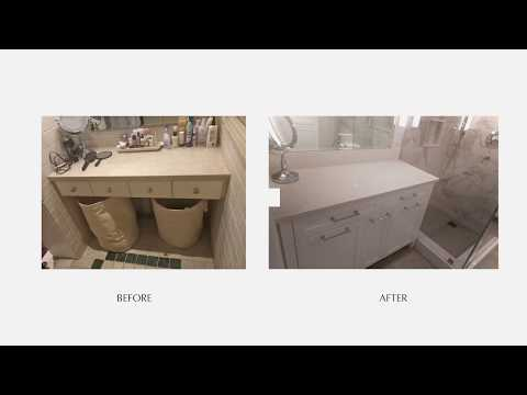 Prewar Master Bed/Bath Transformation - 6 W 77th St, NYC B&A
