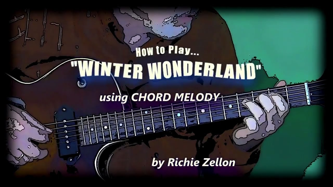 play winter wonderland with chord melody youtube. Black Bedroom Furniture Sets. Home Design Ideas