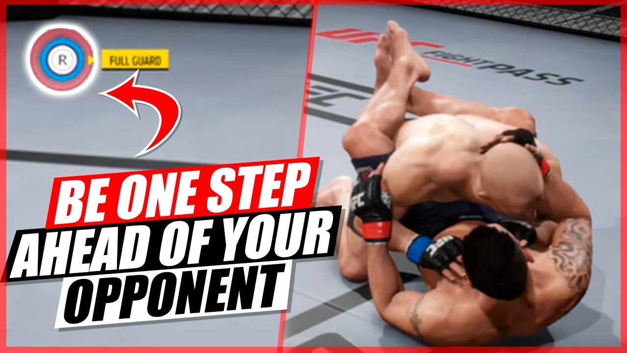 Ea Sports Ufc 3 Grappling Tutorial How To Block All Transitions In Ufc 3 Ranked Youtube