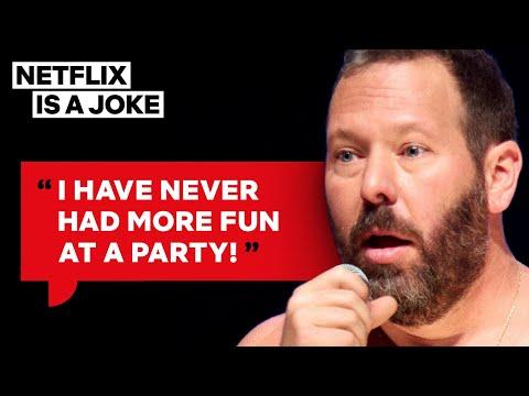Bert Kreischer's Daughter Had A First Period Party   Netflix Is A Joke