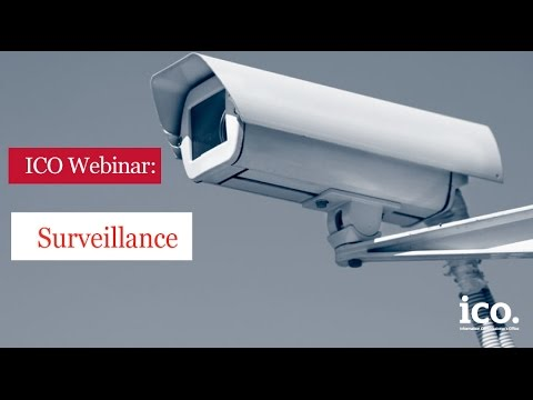 Surveillance webinar
