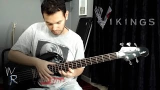 If I Had a Heart (Vikings Theme) - Bass Cover