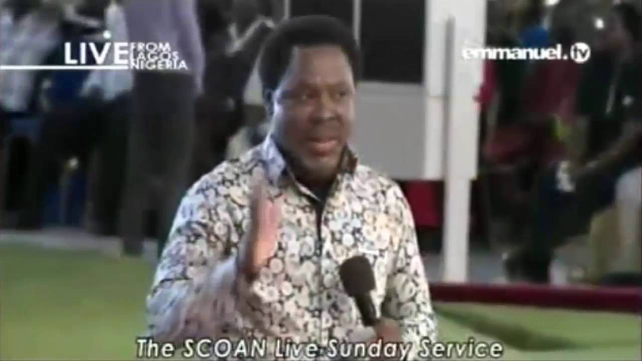 Download SCOAN 05/06/16: The Full Sunday Live Service with TB Joshua At The Altar