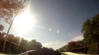 Arnolds Park Amusement Park Log Flume #GoProChallenge