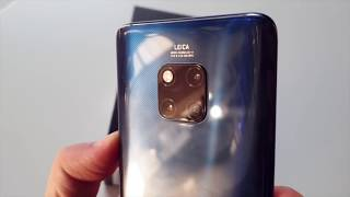 Huawei Mate 20 Pro Ön İncelemesi