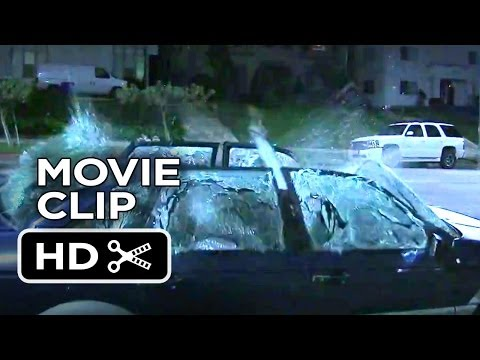Paranormal Activity: The Marked Ones Movie CLIP - Chasing Oscar (2014) HD