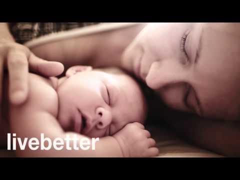 Bruit blanc pour bébé pour le sommeil - Bruit blanc pour les bébés de couchage - Relaxation