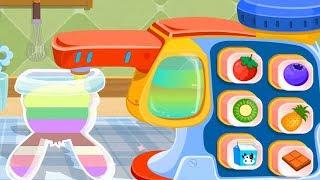 Play Making Fresh Fruit Ice Fun Baby Game