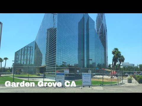 🔴  Garden Grove Driving Tour 1080P