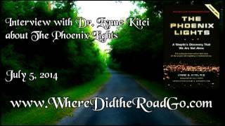 Dr Lynne Kitei on The Phoenix Lights   July 5, 2014