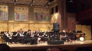 "2016 Concert at Princeton University performing ""Vesuvius"""