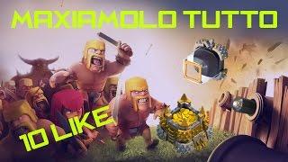 MAXIAMOLO TUTTO !!! - Clash Of Clans ITA