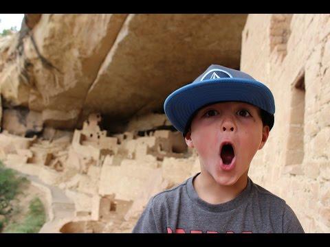 Cliff Palace | Mesa Verde National park | Travel Vlog