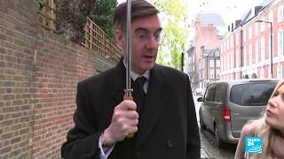 """Jacob Rees-Mogg: """"Without the DUP, there is no majority, and we saw last night that they abstained"""""""