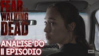 Fear The Walking Dead Análise episódio 11 5 temporada - Alicia Clark Imortal!
