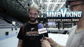 Cody McKenzie Superior Challenge 12 Post Fight Interview