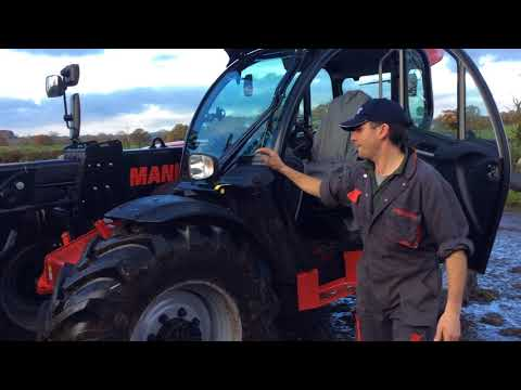 Customer testimonial - Manitou NewAg MLT 630