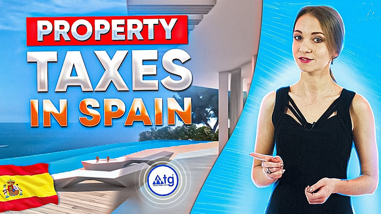 Taxes on buying property in Spain