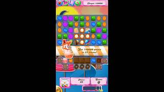 Candy Crush Sage LEVEL 1544  NO BOOSTER HARD LEVEL