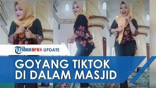 Viral Video 3 Ibu Joget Pinggul di Masjid, Warganet Nilai Sudah Menodai Rumah Ibadah