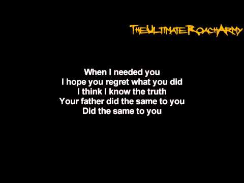 Papa Roach  Broken Home {Lyrics on screen} HD