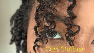 natural hair curl definer taliah waajid curly curl cream review